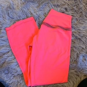 Women's lululemon workout pants.